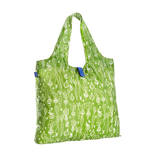 Green Veggies Blu Bag Reusable Tote