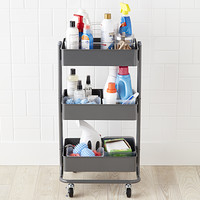 Laundry & Cleaning Storage Cart Starter Kit