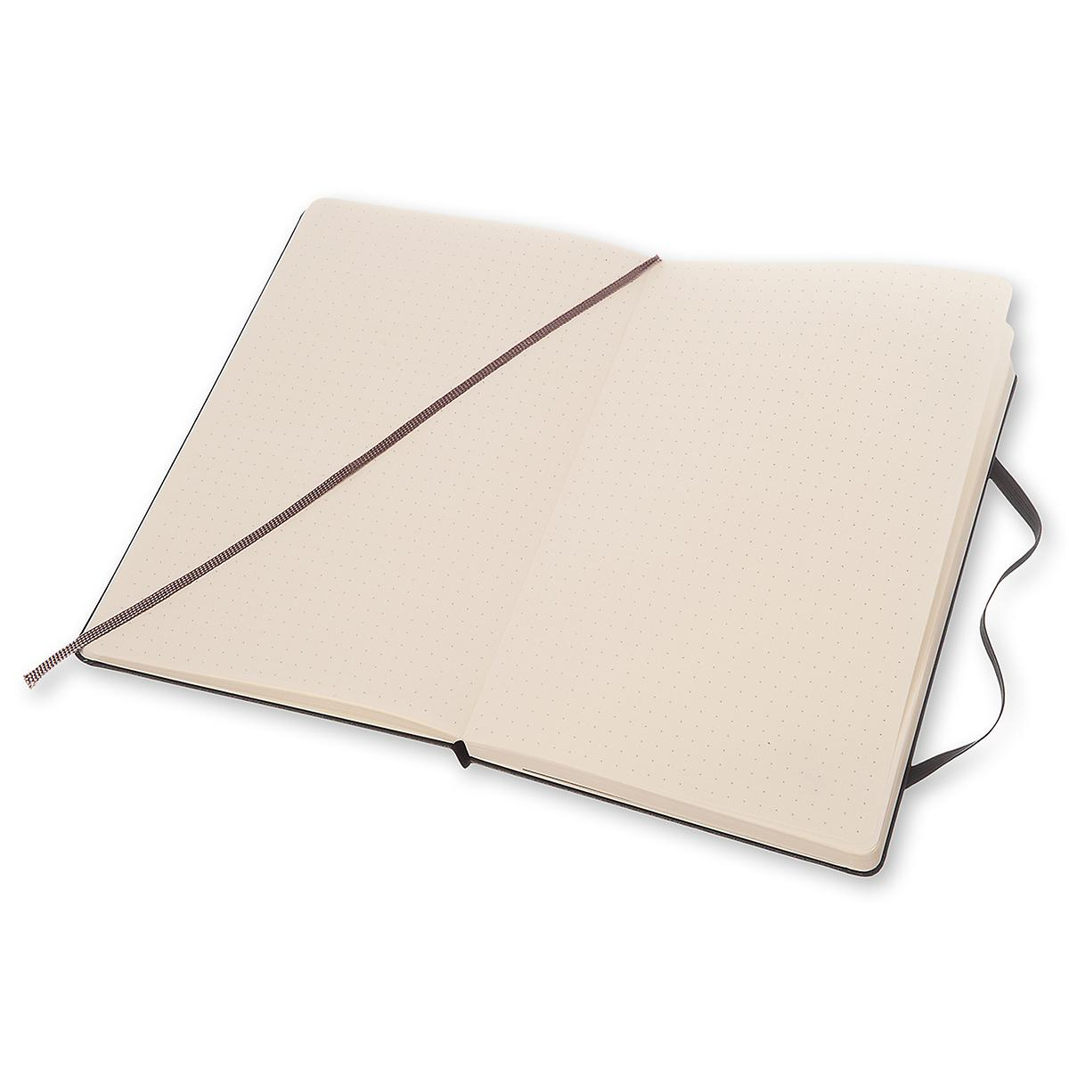 Large Moleskine Dotted Notebook