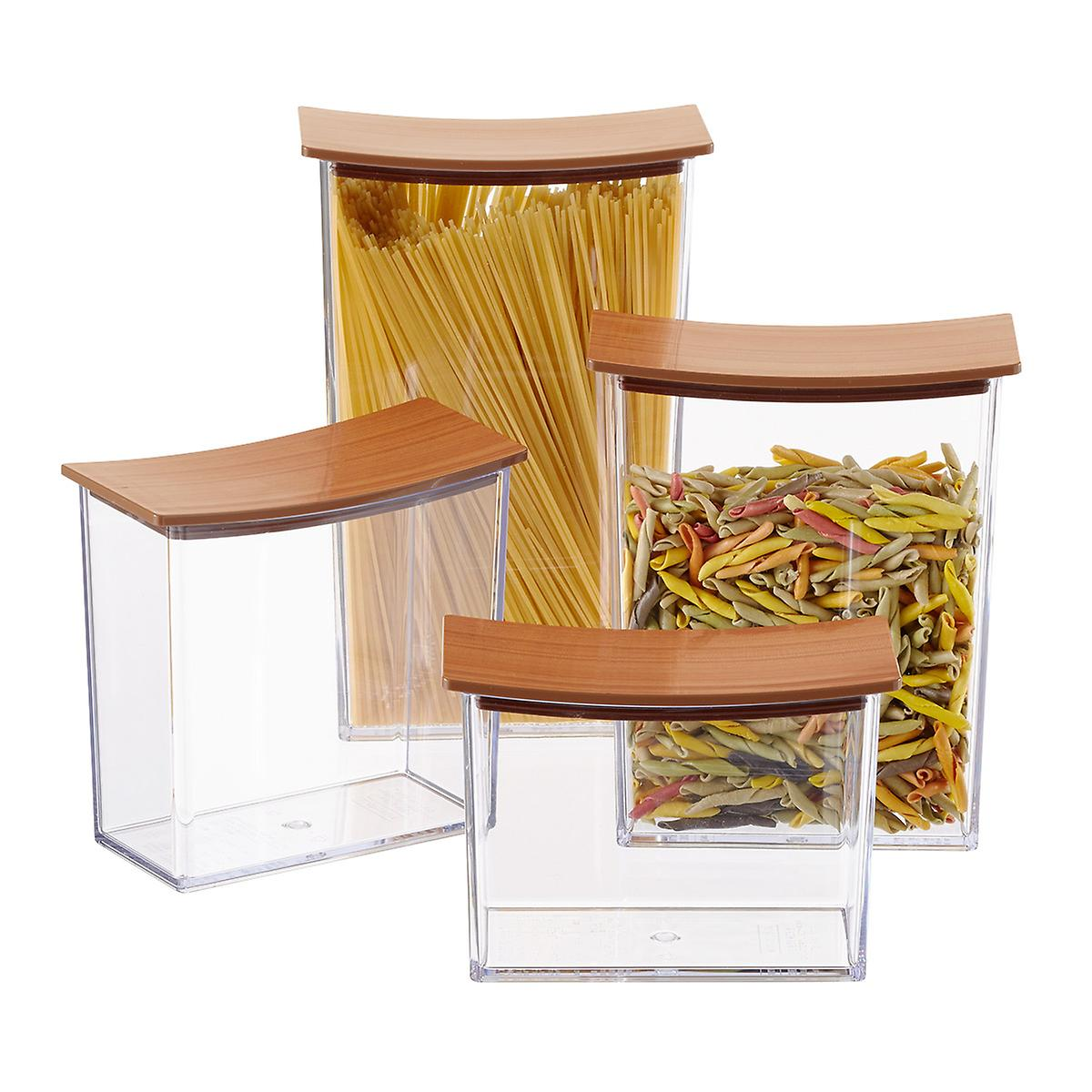 Pagoda Smart Canisters