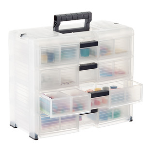4-Drawer Storage Chest