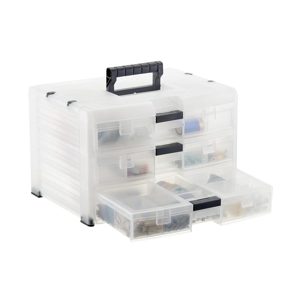 3-Case Storage Chest