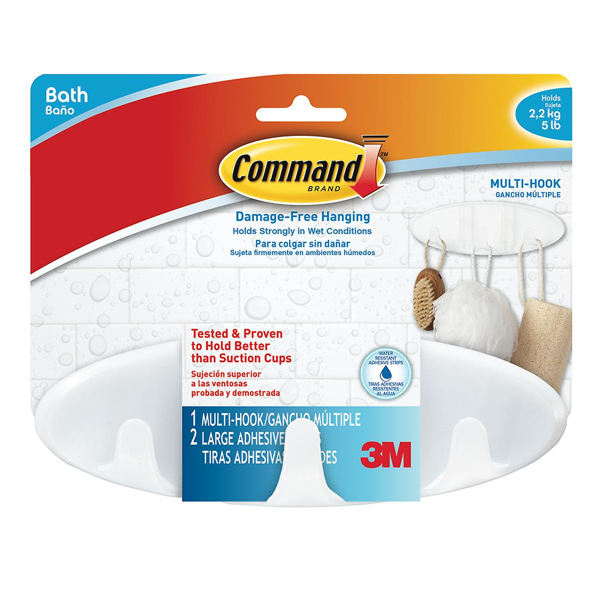 3M Command Clear Multi-Hook