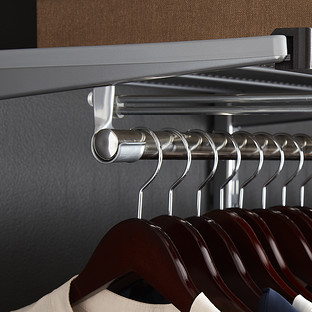 Intermetro Industrial Clothes Hanger Rods The Container