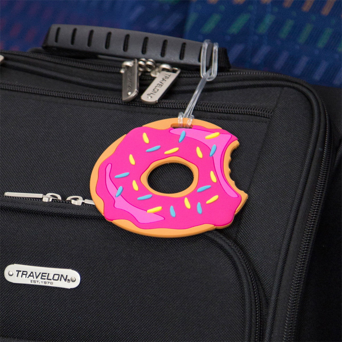 Travelon Donut Luggage Tags