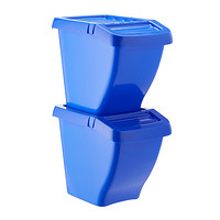 Trash Cans Bins Recycling Waste Baskets The