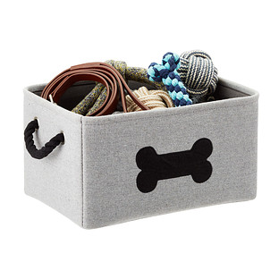 Fabric Pet Storage Bin