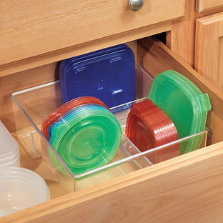 InterDesign Linus Large Lid Organizer