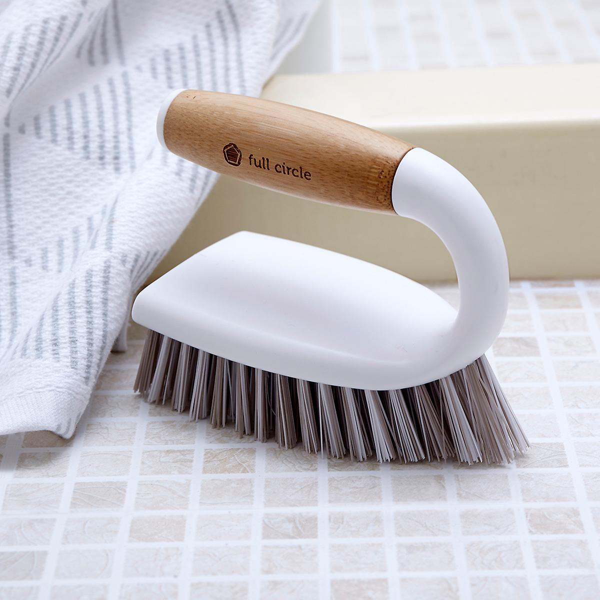Full Circle Tough Stuff All-Purpose Scrub Brush