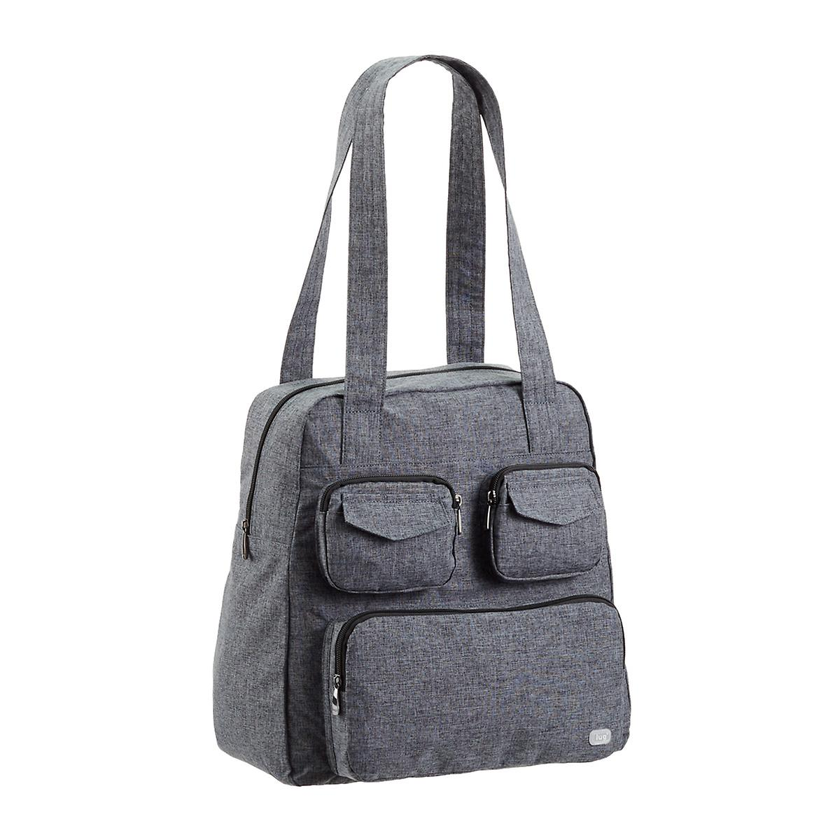 Heather Grey Packable Puddle Jumper