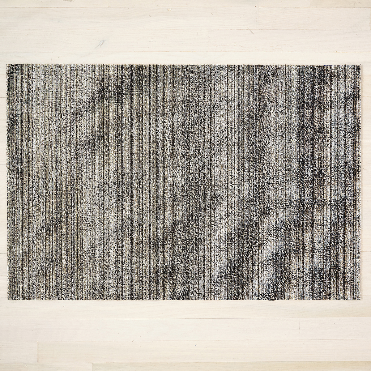 Chilewich Birch Skinny Stripe Door Mat