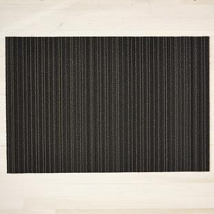 Chilewich Steel Skinny Stripe Door Mat