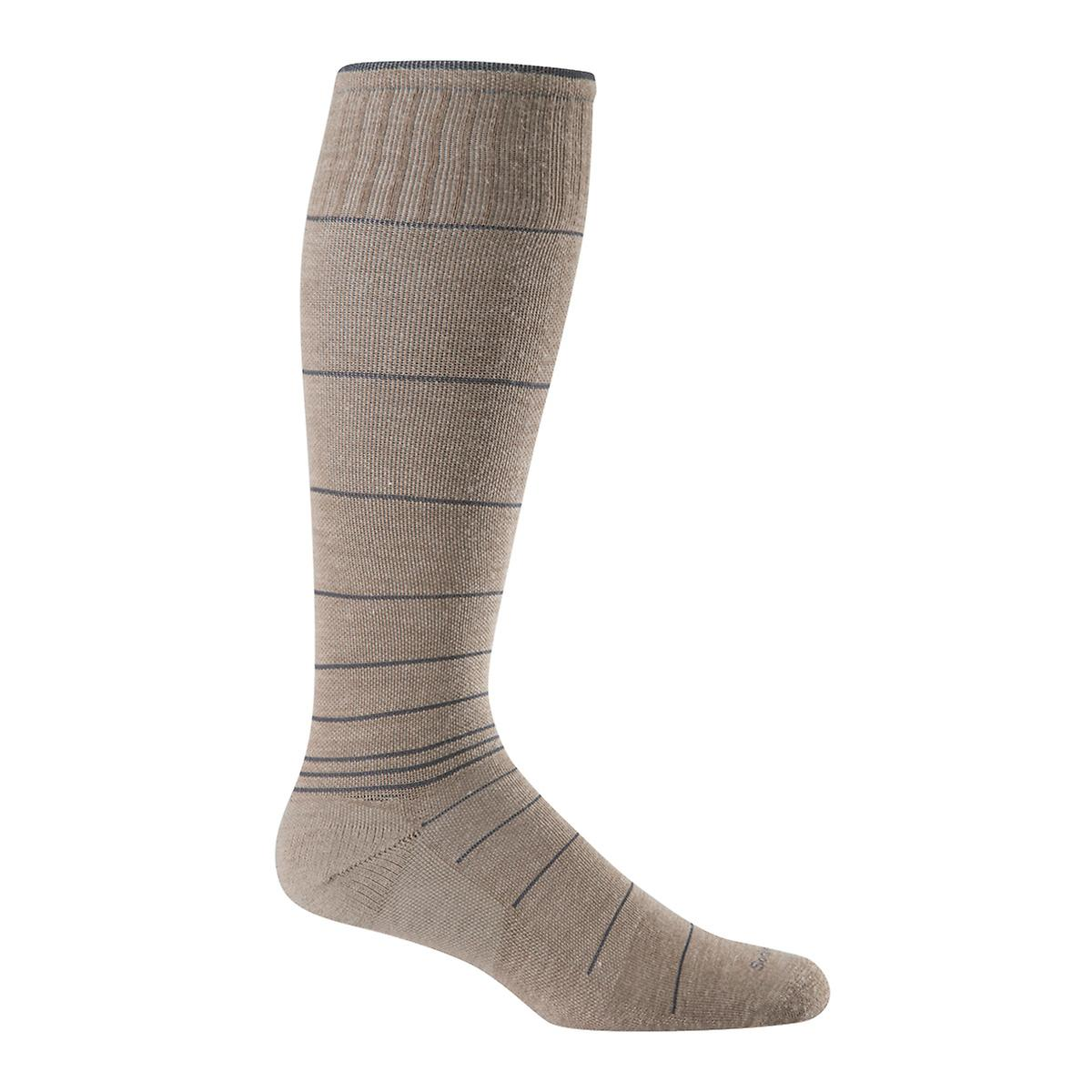 Khaki Compression Socks