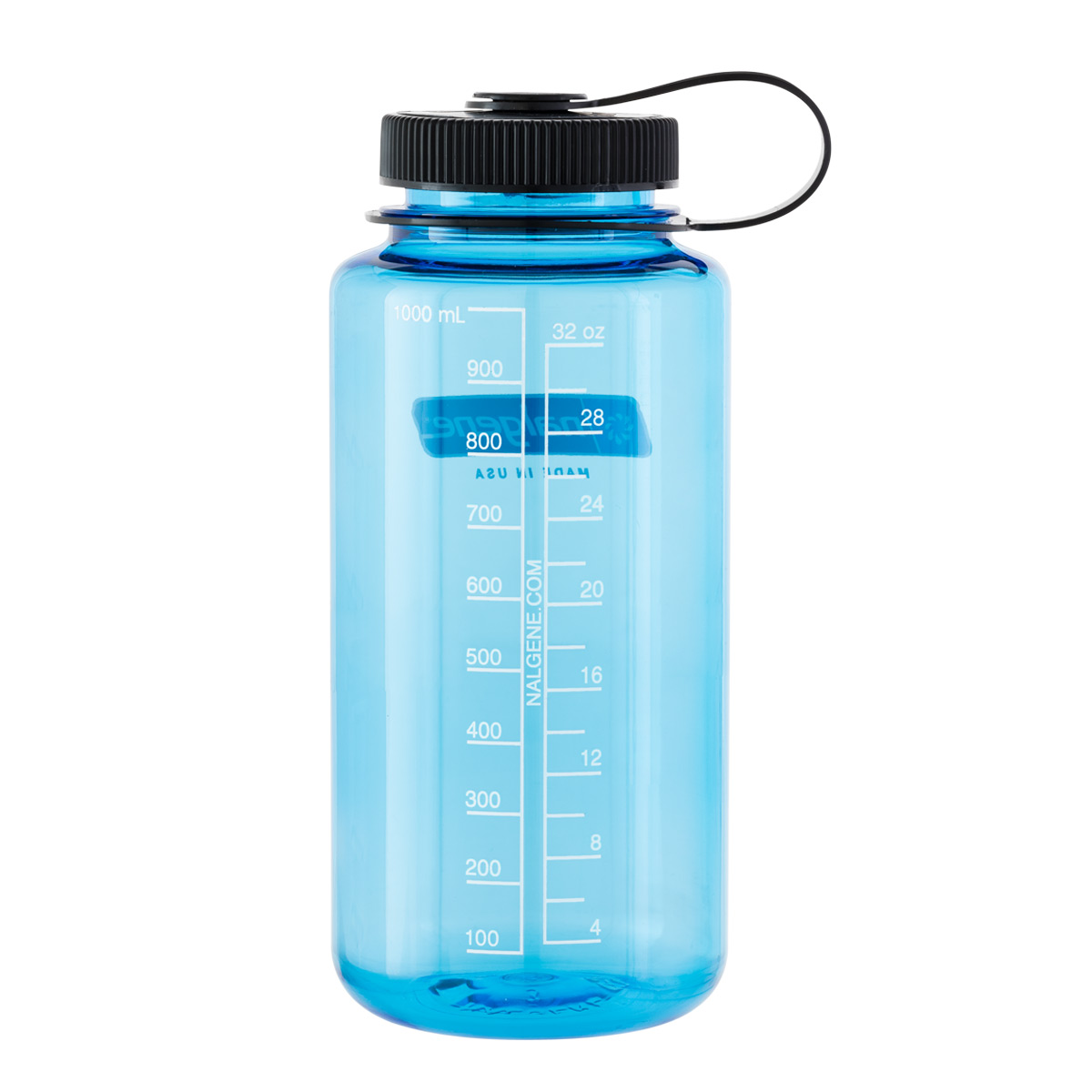 32 oz. Blue Nalgene Leakproof Water Bottle