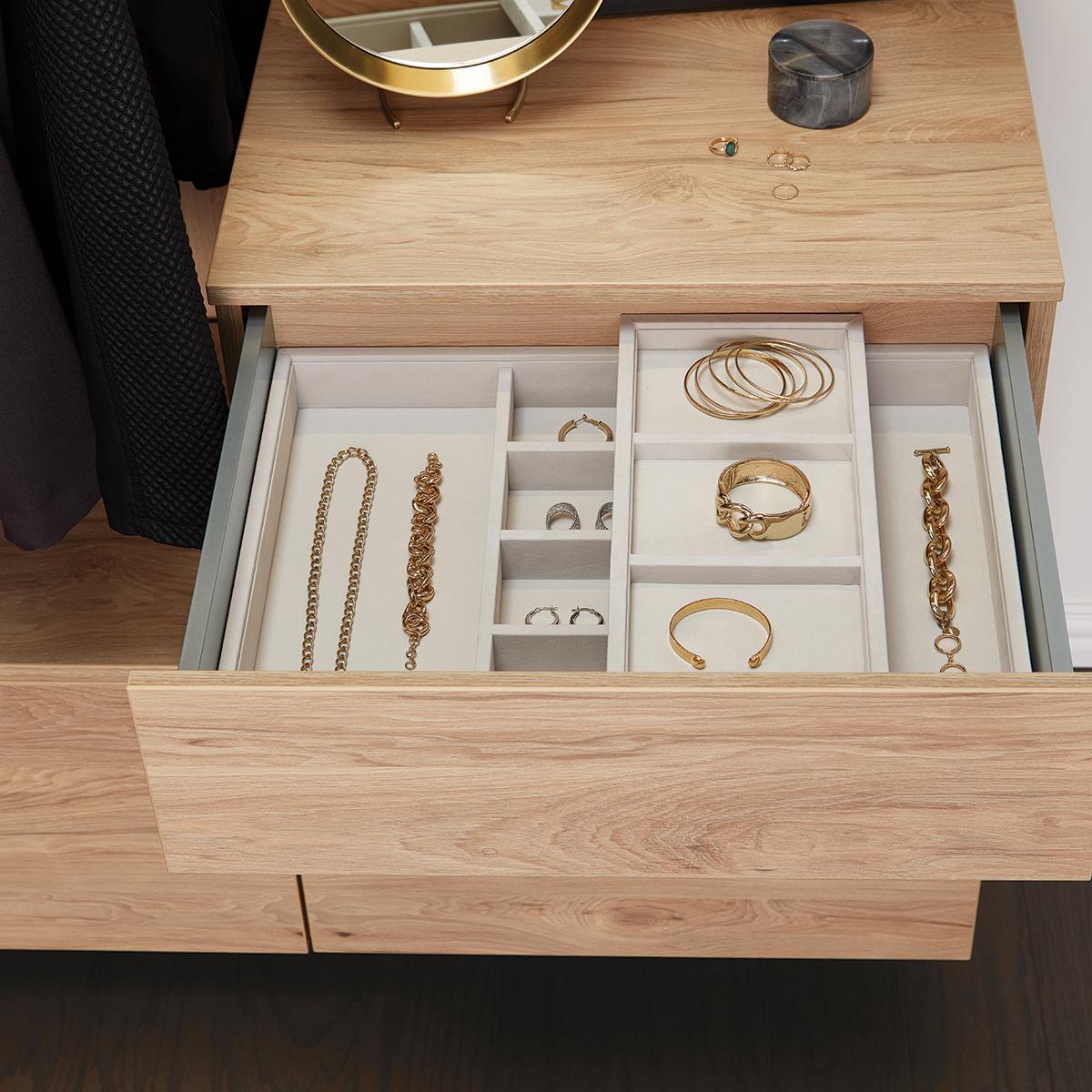 Avera Jewelry Organizer Trays