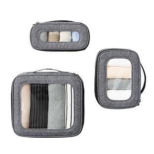 Lug Heather Grey Bento Box Packing Set