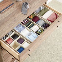 35 X 14 Linen Drawer Organization Solution