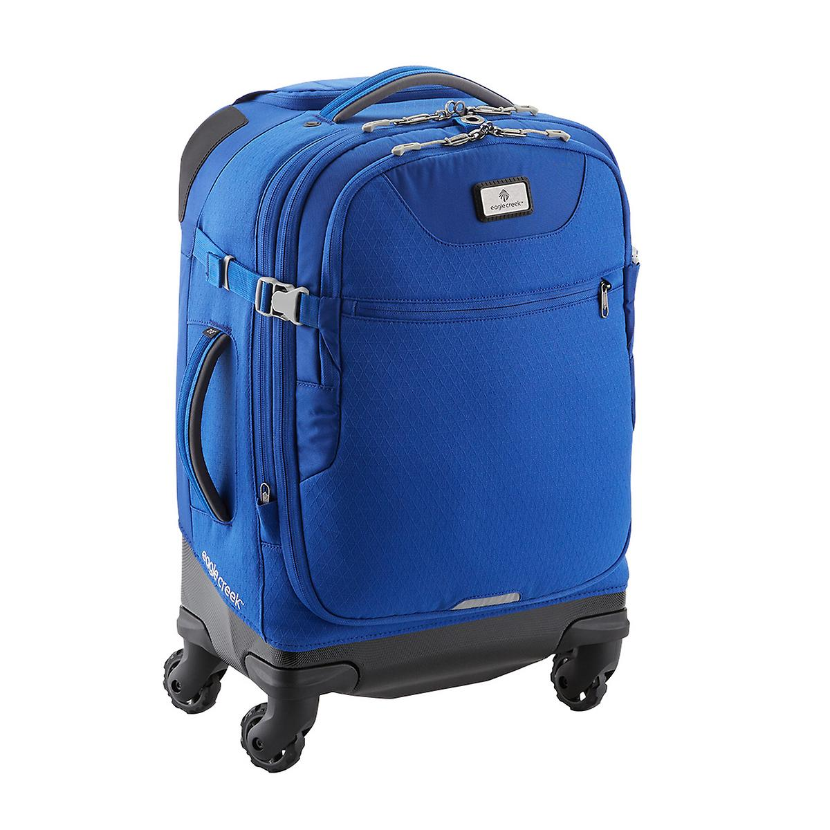 "Eagle Creek Blue 22"" Explore 4-Wheeled Luggage"