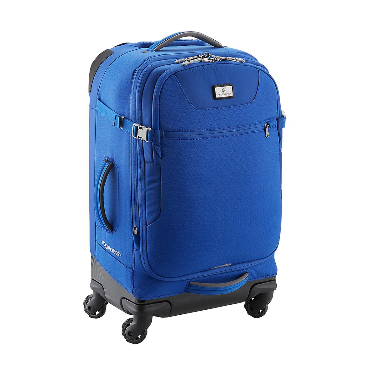 "Eagle Creek Blue 26"" Explore 4-Wheeled Luggage"