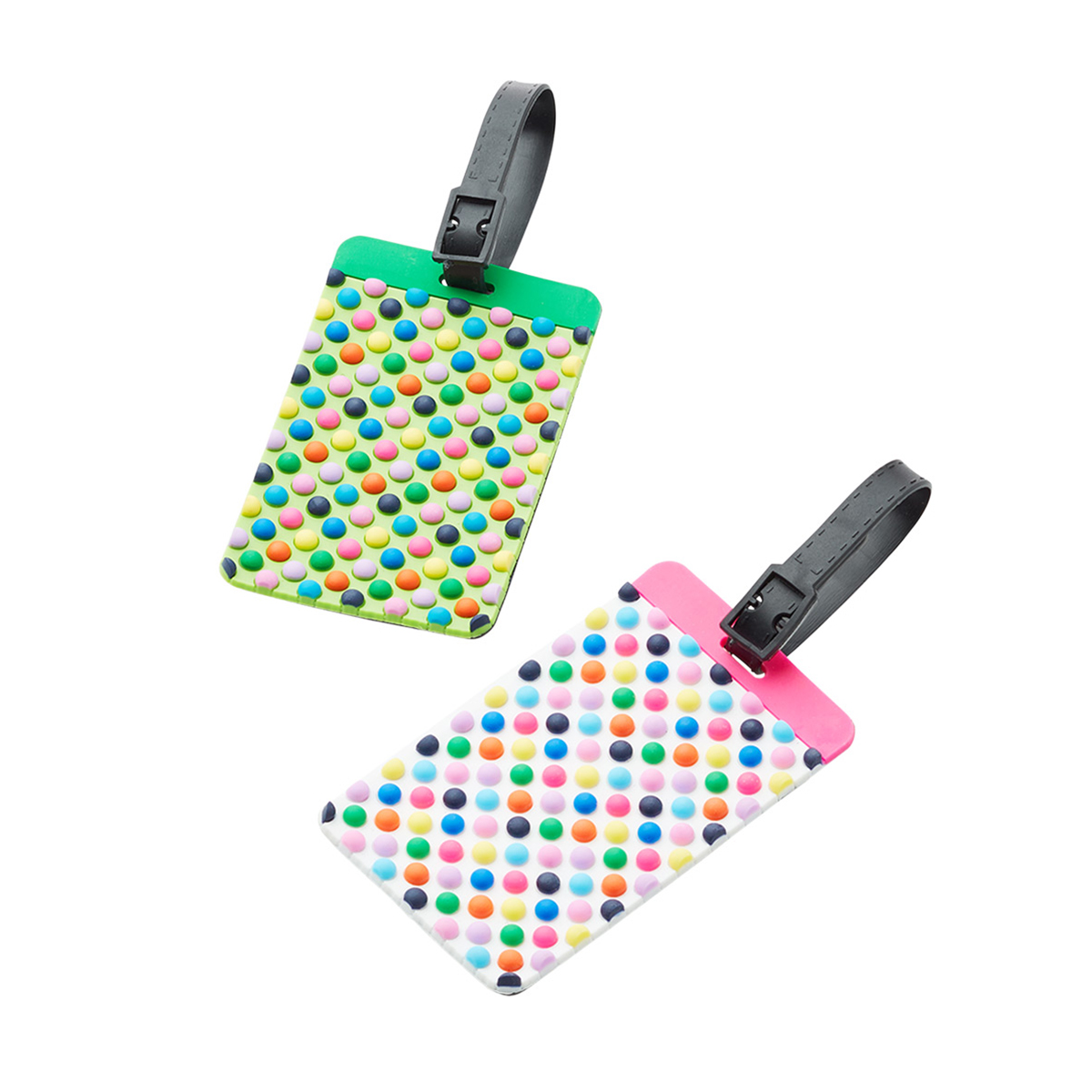 Travelon Multi Dot Luggage Tags