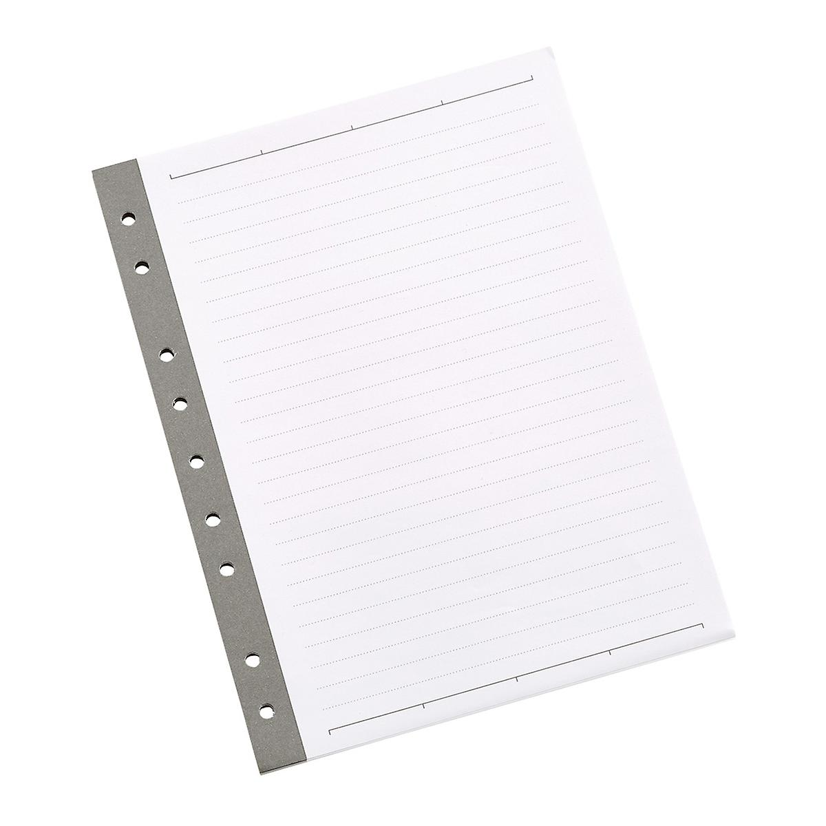 Three Ring Binder - Grey Mini Three-Ring Binder
