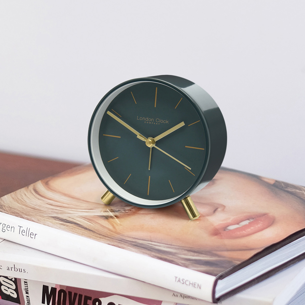 London Clock Co. Mini Desk Clock