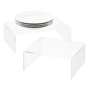 Acrylic Organizer Shelves