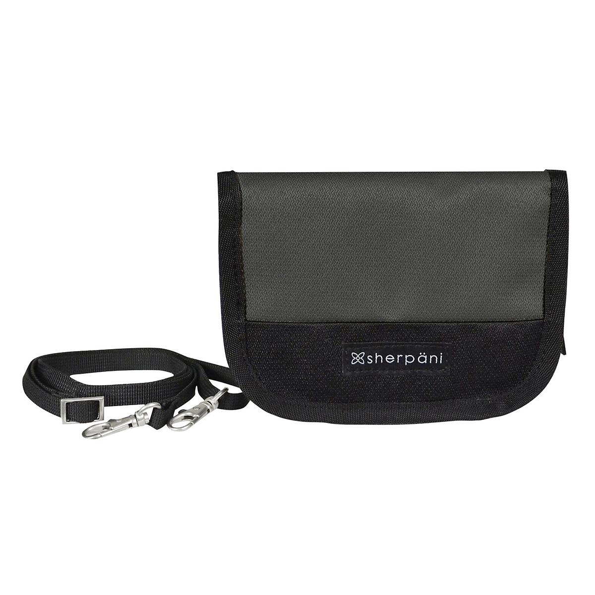 Sherpani Zoe Flint Crossbody Wallet