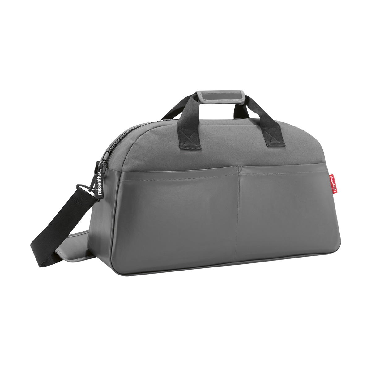 reisenthel Canvas Grey Overnight Duffle