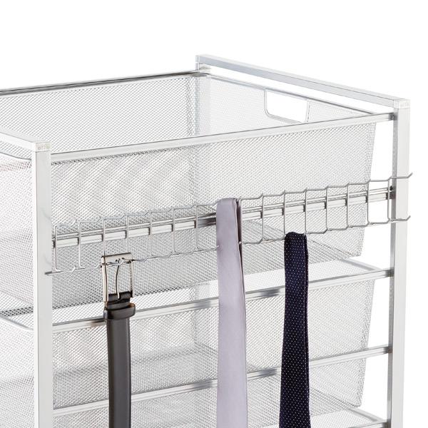 Platinum elfa Hangmate Belt & Tie Rack