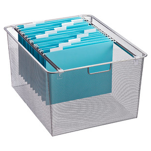 small washed brown rectangle basket with handles hobby.htm white elfa mesh laundry sorter the container store  white elfa mesh laundry sorter the