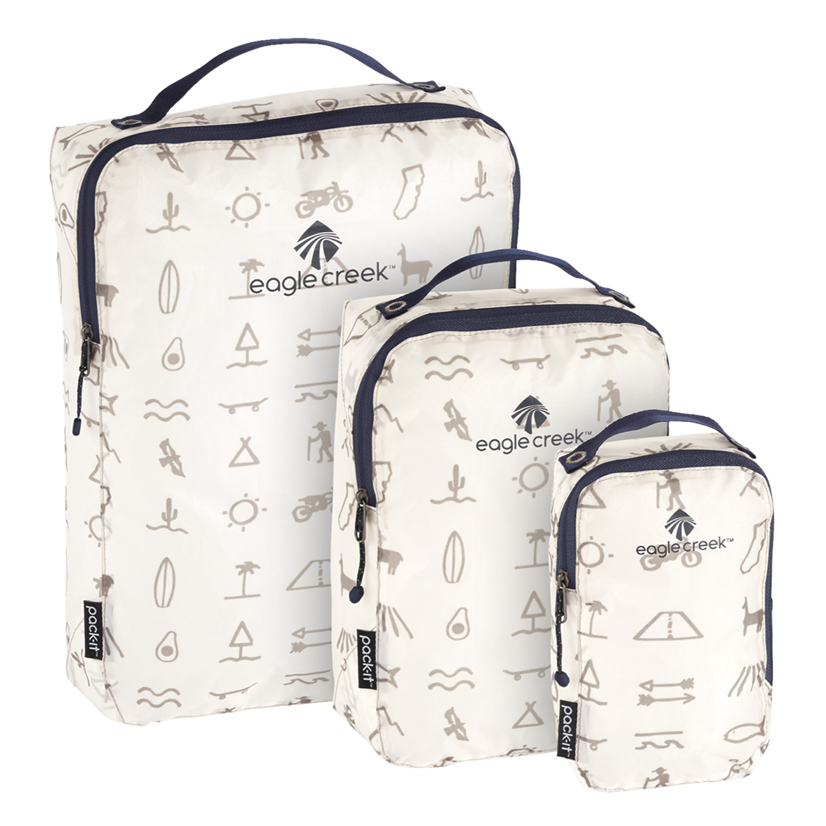 Eagle Creek Cali Hiero Specter Pack-It Cubes