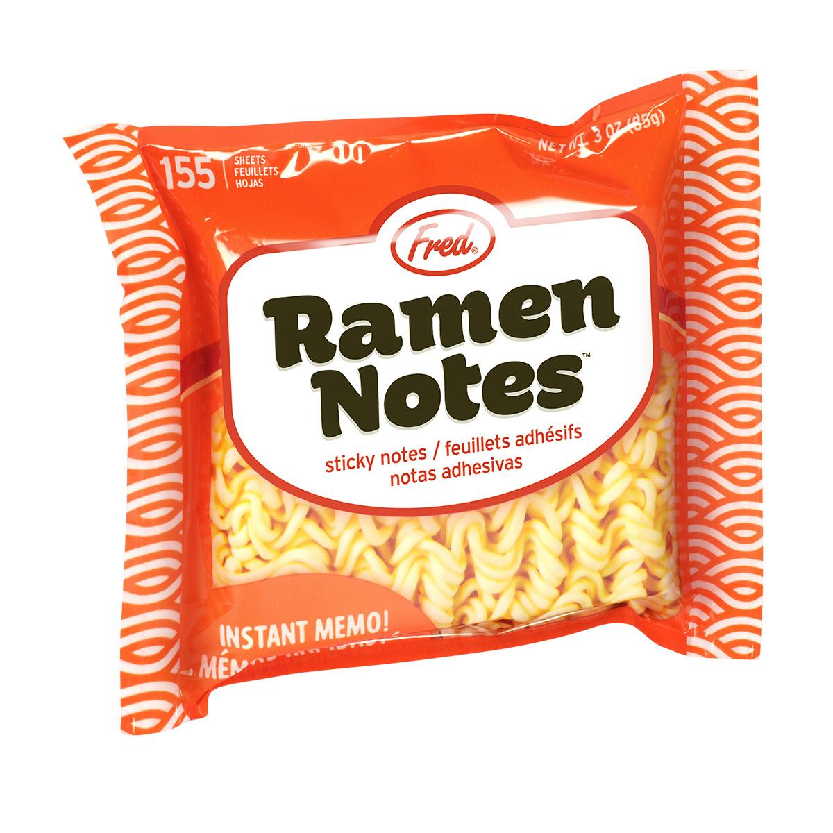 Fred & Friends Ramen Sticky Notes