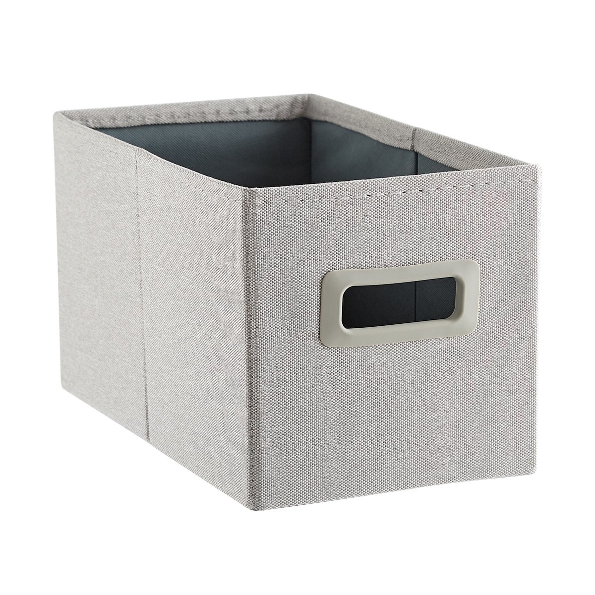 Light Grey Poppin 3x2 Storage Bin