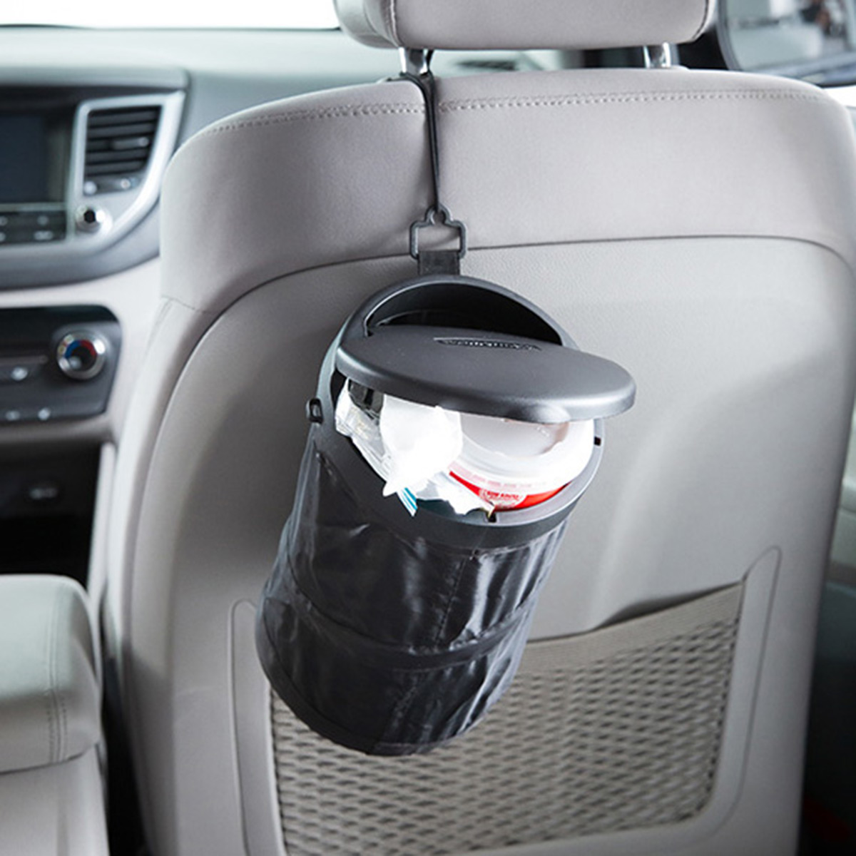 Rubbermaid Pop-Up Trash Can