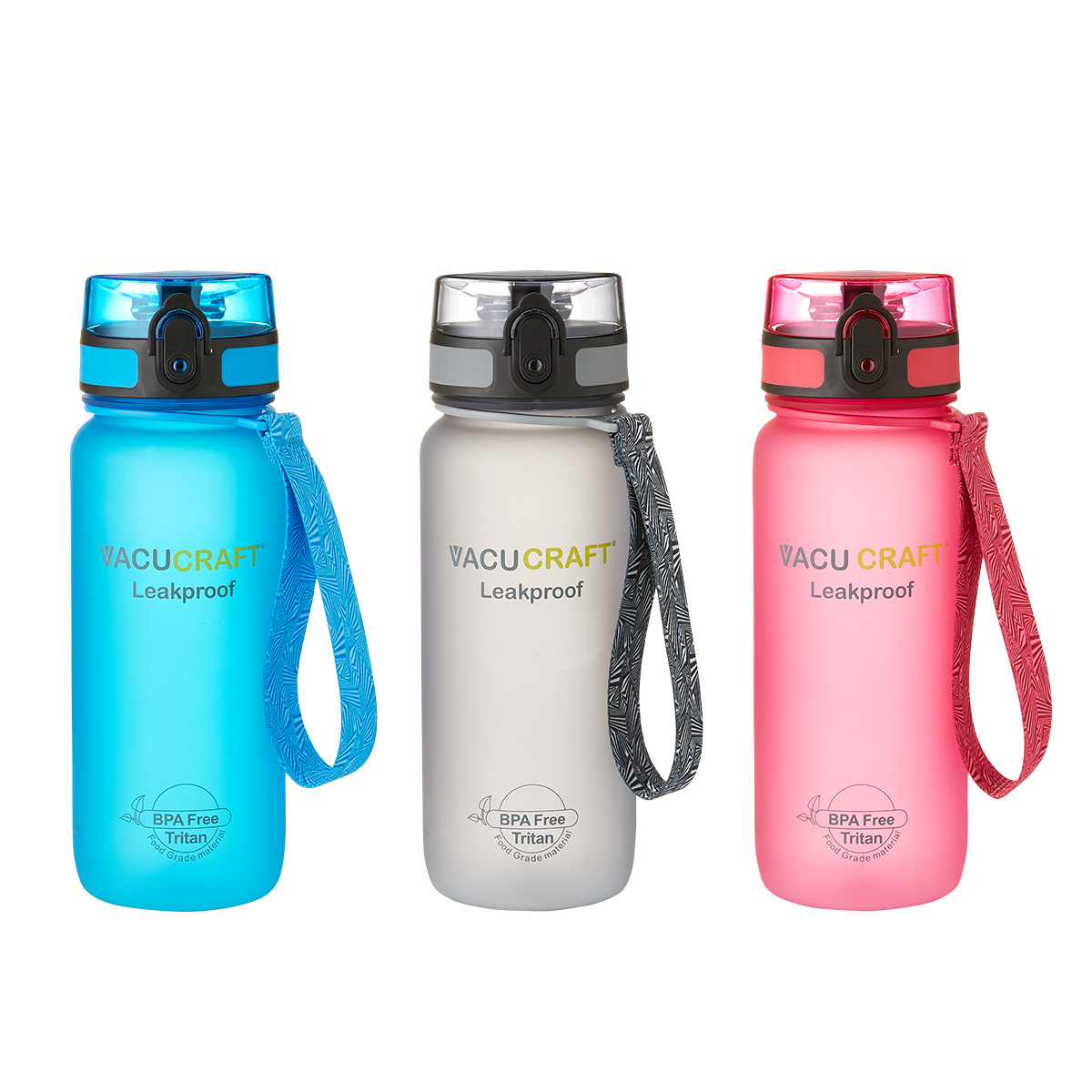 22 oz. Vacucraft Water Bottles