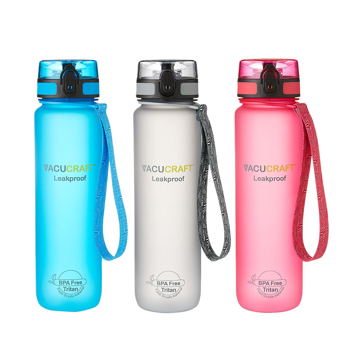 32 oz. Vacucraft Water Bottles