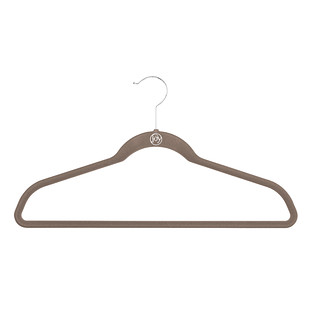 Joy Mangano Platinum Huggable Suit Hangers Pkg/10