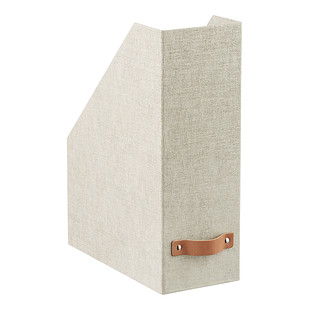 Bigso Linen Marten Magazine Holder
