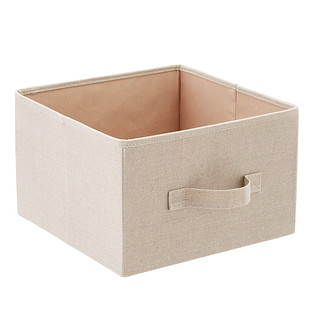 Taupe 3- & 6-Compartment Hanging Sweater Organizer Drawer