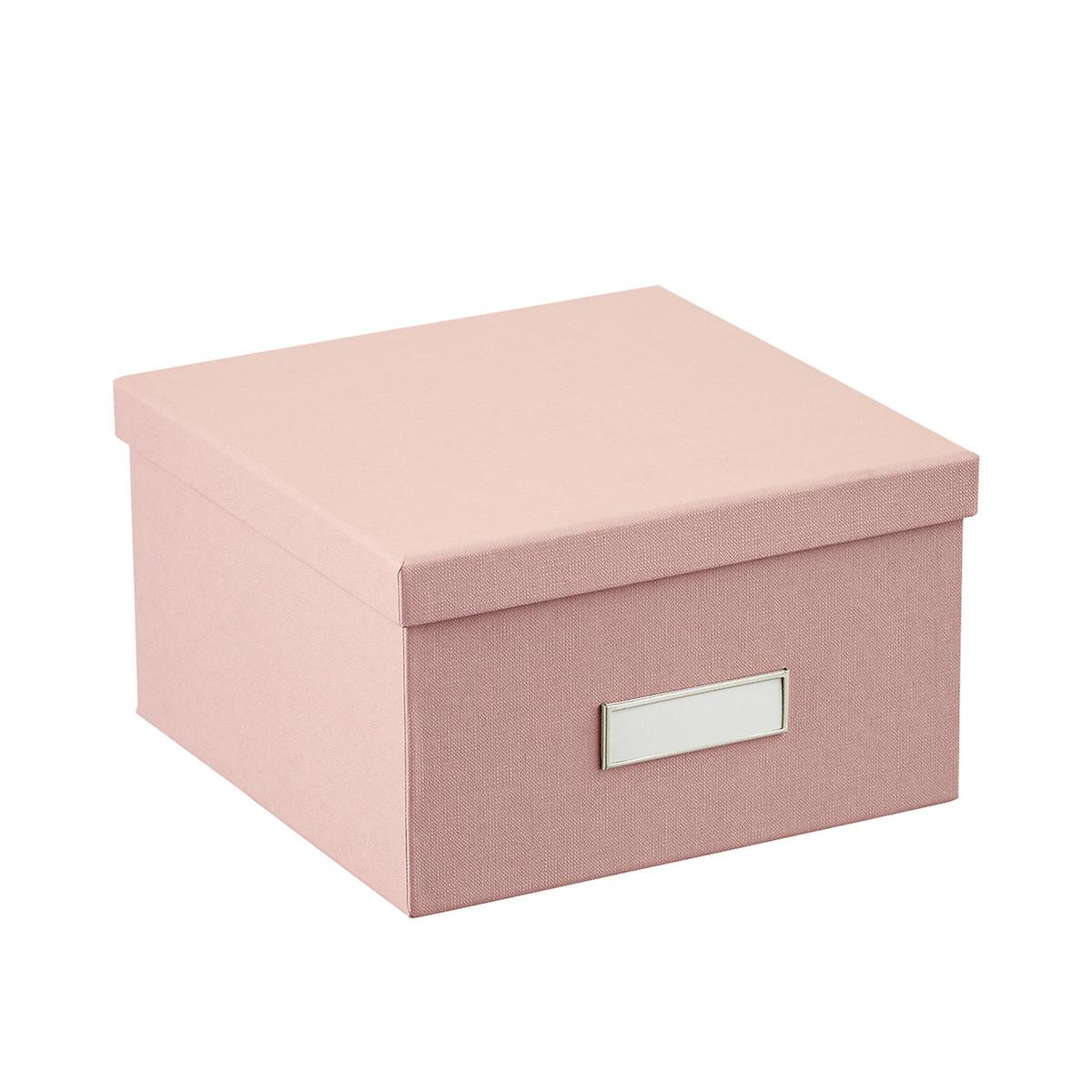 Bigso Blush Stockholm Photo Storage Box