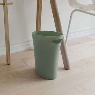 Umbra Spruce Skinny Trash Can