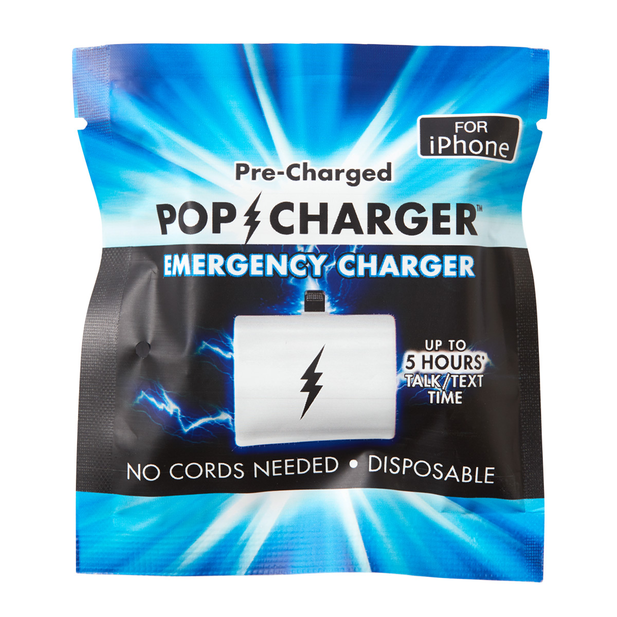 Apple Emergency Pop Charger