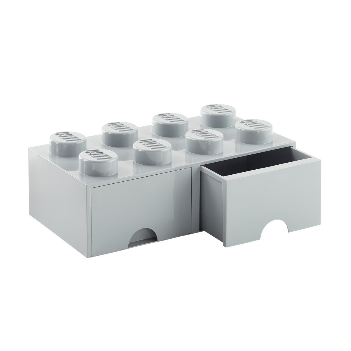 Grey X-Large Lego Storage Drawer