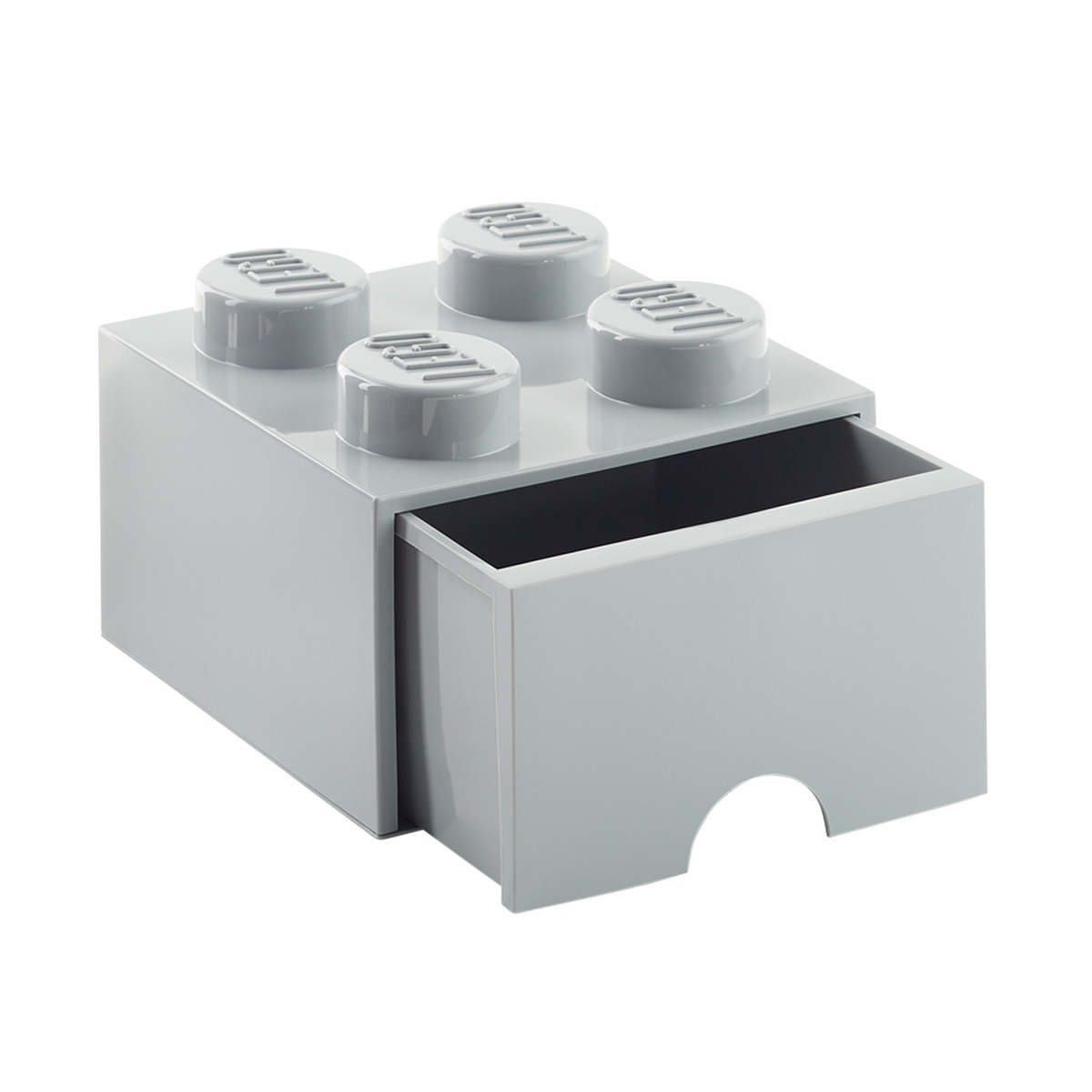 Grey Large Lego Storage Drawer