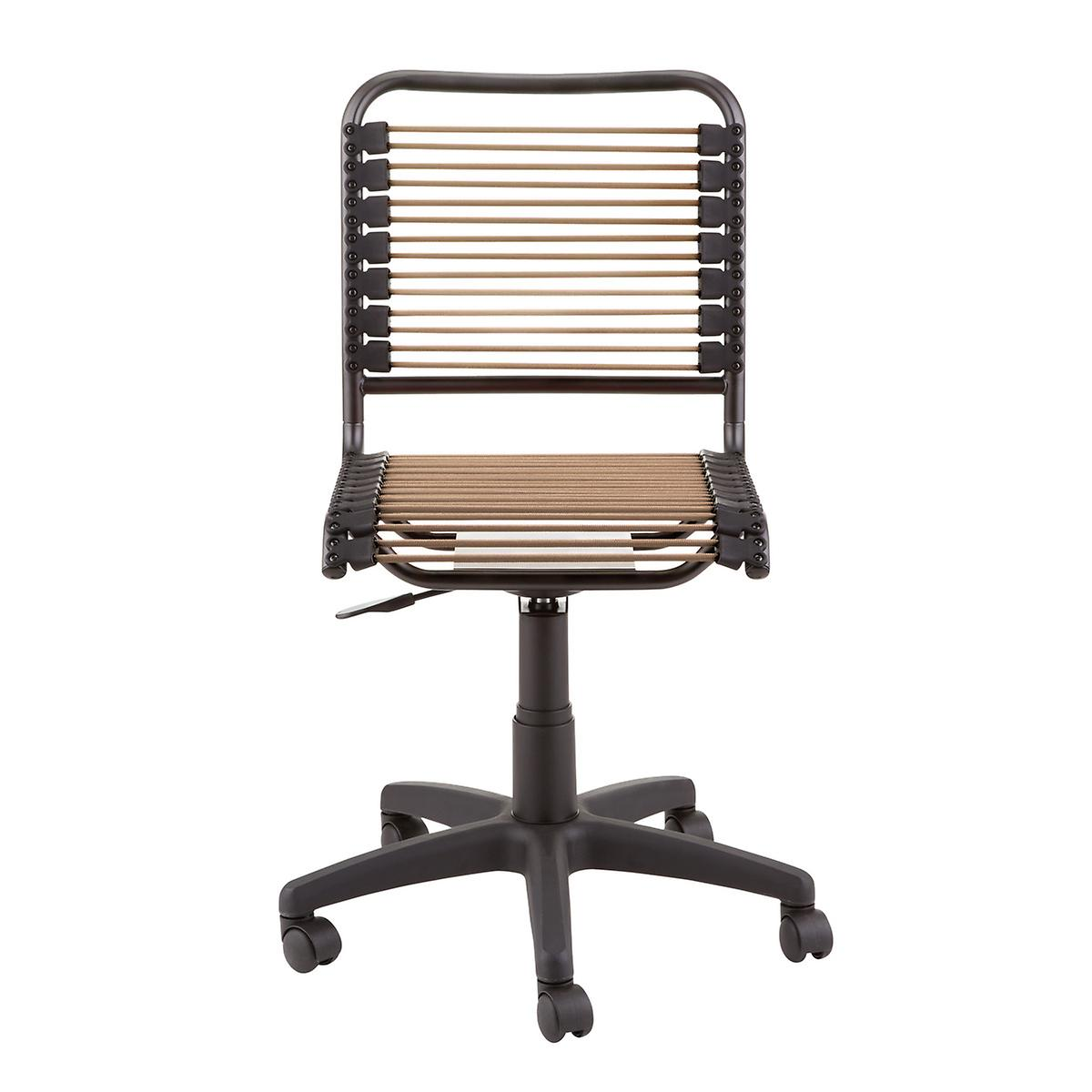 Taupe Bungee Office Chair
