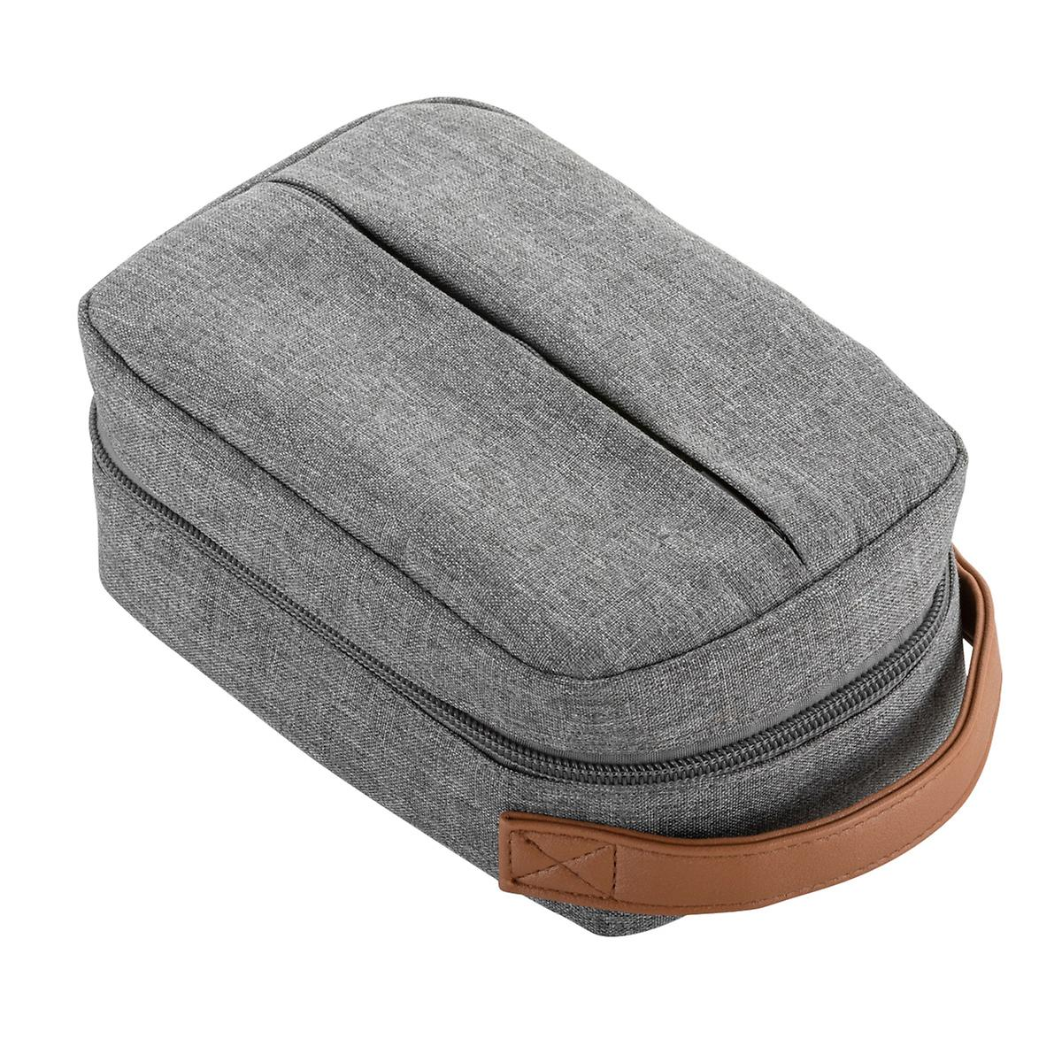 Grey Gadget Case