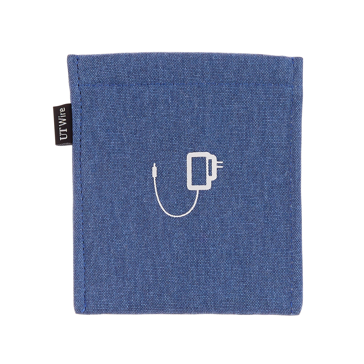 Slate Blue Charger Accessory Pouch