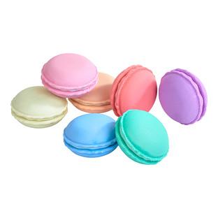 Macaron Erasers Pack of 7