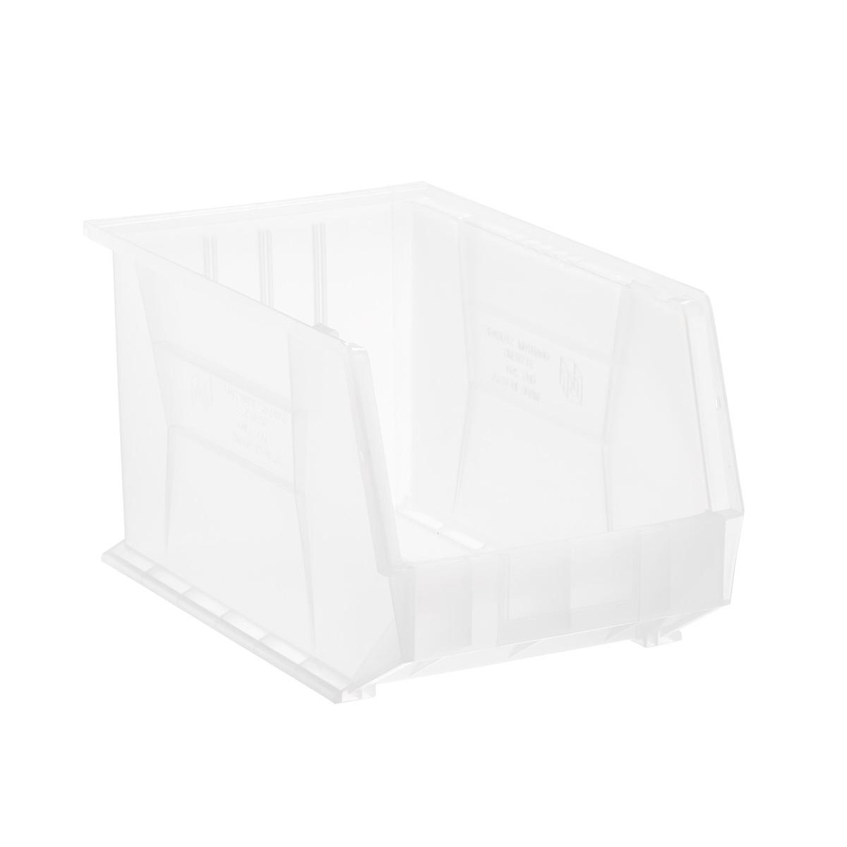 Utility Large Stackable Plastic Bins